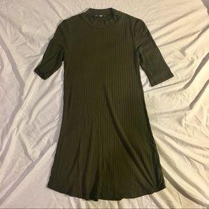 Green Charlotte Russe Dress